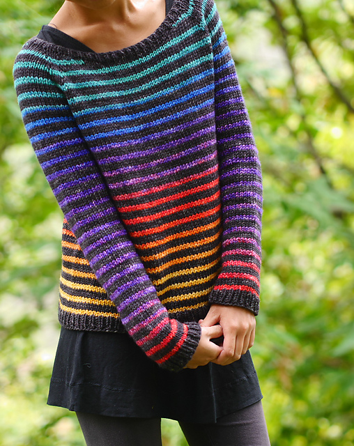 Rainbow Trail image via Ravelry