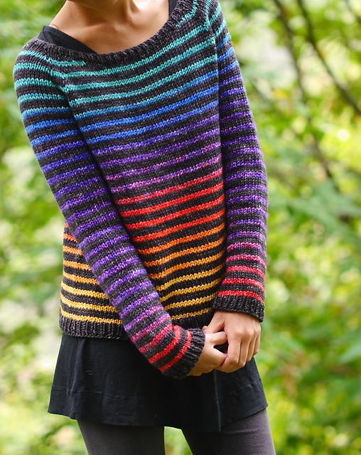 Rainbow Trail image via Ravelry