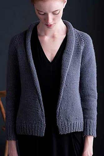 Selvedge Cardigan
