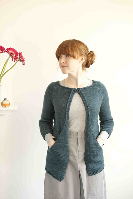 Newale Cardigan via Ravelry