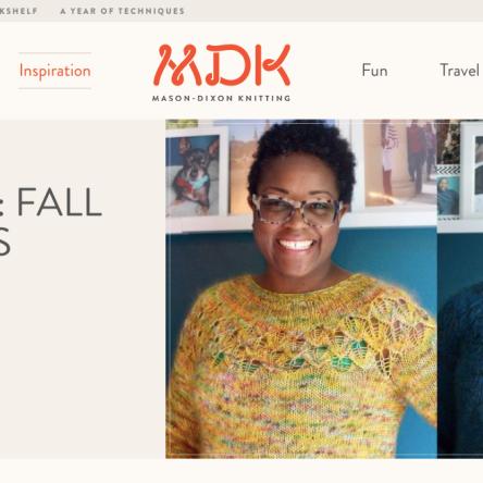 Dana's Edit on MDK for August
