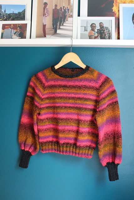 Jessica's Rhinebeck Sweater