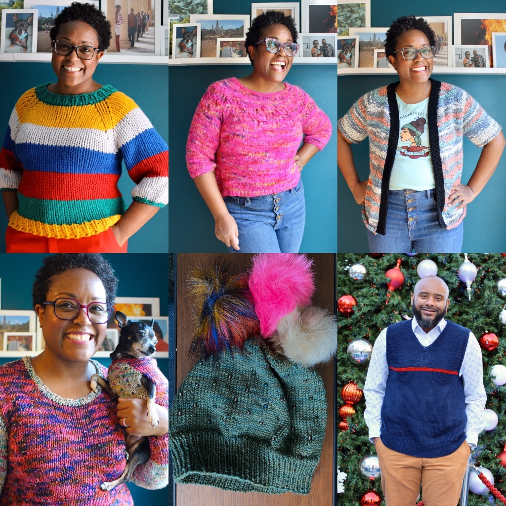 DWJ's December 2019 Finished Objects