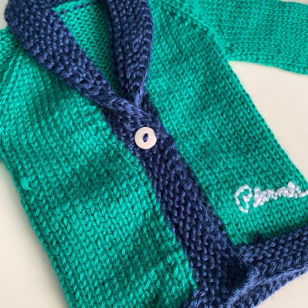 Baby Sophisticate cardigan