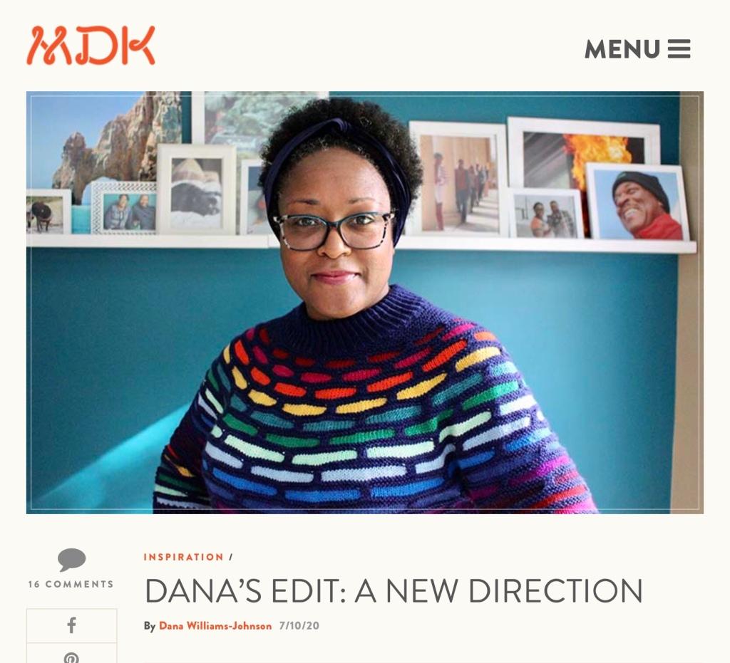 Dana's Edit